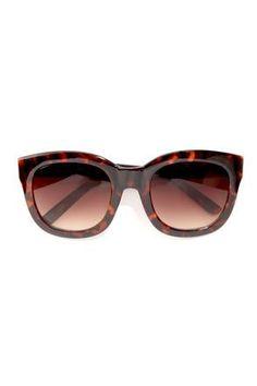 feline sunglasses / lulu's