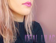 Avon Matte Lipstick Ideal Lilac