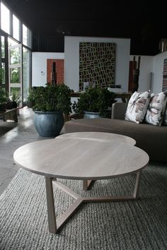 Outdoor Tables, Outdoor Decor, White Oak, Dining Area, Outdoor Furniture, Interiors, Pure Products, Collection, Design