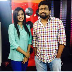 Anjana With Rajesh