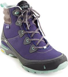 Finally a colorful hiking boot.