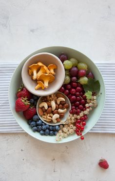 Organic Nuts, Wild Nuts and Wild & Organic Berries Organic Nuts, Acai Bowl, Harvest, Berry, Seafood, Oatmeal, Breakfast, Healthy, Acai Berry Bowl