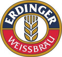 Beers at The Cage Erdinger Beer, Beer 101, Brewery Logos, Logo Word, Beer Pictures, Beer Coasters, Beer Brands, German Beer, Logo Sign