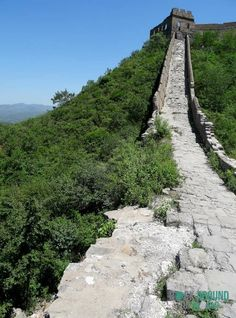 Die Chinesische Mauer – Jinshanling Great Wall – in Chengde, China