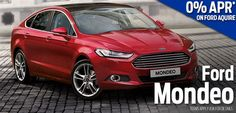 Ford Mondeo | New Mondeo | Ford main dealer cars for sale