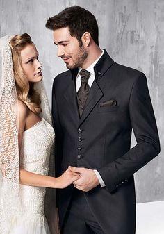 Hochzeitsanzug von wilvorst in der Herrenmode-Galerie von weddix - Tziacco 2014 - weddix
