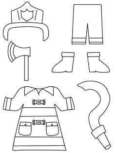 firefighter coloring page Google Search Coloring Pages