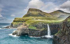 BUCKET LIST   FAROE ISLANDS