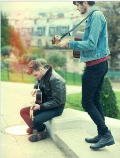 These guys open up adventure in every song....hudson taylor <3