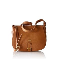 I don't just want it. I need it. A smaller-sized cross-body bag. Daily Saddle Bag from Mark & Graham.