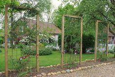 Billede4 Garden Privacy, Garden Trellis, Bush Garden, Tiered Garden, Garden Arches, Garden Steps, Fence Landscaping, Garden Boxes, Interior Exterior