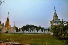 thailandhere: วัดสวนดอก เชียงใหม่ Wat Suan Dok in Chaing Mai Tha...