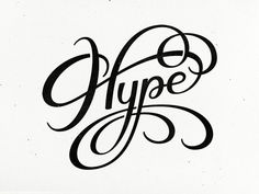 18 Inspirational Hand Lettering Logos by 18 Awesome Typographers Calligraphy Logo, Script Lettering, Typography Letters, Typography Logo, Logos, Typo Logo Design, Lettering Design, Typography Inspiration, Logo Design Inspiration