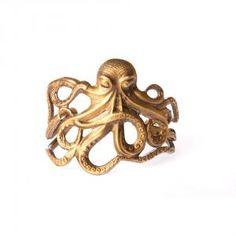 Alkemie Octopus Cuff