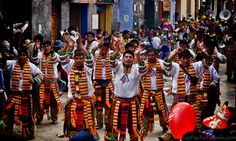 Candelaria Festival, Peru