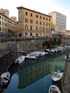 There's more to see in Livorno, Italy than the Leaning Tower!