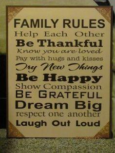 family ruler