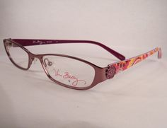 e205838d03d Vera Bradley 3027 Raspberry Eyeglass Eyewear Women Frames Glasses Designer