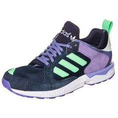 Farbenfroher Retro-Look #adidas #sneaker #style #retro