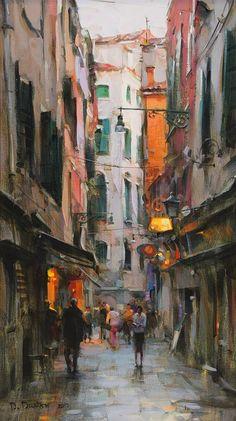 Early Twilight, Venice