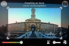 Aurasma:  Free software that enables smart phones, etc. to recognize real world images and link them to digital media  www.aurasma.com