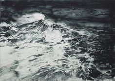 Sea 3  by Emma Stibbon RA