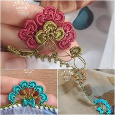 Most Beautiful 2018 Crochet Lace Models-En Güzel 2018 Tığ Oyaları Modelleri Crochet Lace Writing Edges - Red Eye Makeup, Eye Makeup Brushes, Crochet Bows, Knit Crochet, Chicago Costume, Makeup Step By Step, Jewelry Model, Lariat Necklace, Knit Shoes