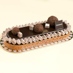 Tarte tentation chocolat