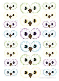 chouettes-yeux Plus
