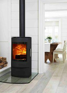 Lovely wood burner and floor Cosy Interior, Interior Decorating, Living Area, Living Room, Cosy Winter, Queenslander, Wood Burner, Soft Blankets, Open Plan Living