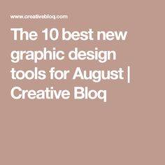 All the latest patterns, presets and Photoshop brushes for graphic designers - plus a brilliant book to inspire you.