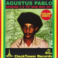 DUB BOX SET (3LP) Everything I Own, Marcus Garvey, Vinyl Art, Reggae, Cool Things To Buy, Colors, Rockers, Lps, Ethiopia