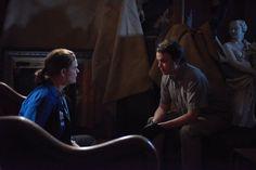 Emily Deschanel and Eric Millegan in Bones Final Season (4)