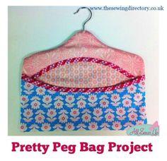 How to make a peg bag