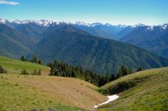 Olympic National Park, Washington - If it's ecological diversity you're after, it's tough to top Olympic National Park's patchwork of mountains, beaches, and rain forests. More Info: www.nps.gov/olym Photo Caption: Hurricane Ridge, Olympic National Park. Photo by yugenro/Flickr.com