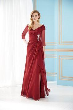 Jade Style J155052 by JASMINE www.patsysbridal.com #PatsysBridal #JasmineBridal #motherofthebride