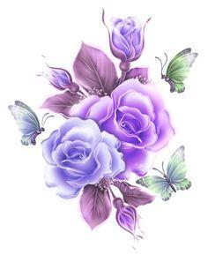 цветочный декор,элементы для творчества png. Обсуждение на LiveInternet - Российский Сервис Онлайн-Дневников: