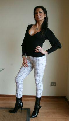 White Jeans, Pants, Fashion, Bicycle Kick, Trouser Pants, Moda, Trousers, Fashion Styles, Women Pants