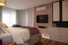 Arquiteta projeta quarto de casal com estilo romântico - ProCompra - Orçamentos de fornecedores qualificados