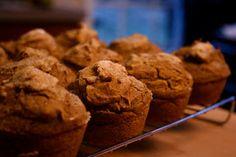 the Non-Dairy Queen: Gluten Free Butternut Squash Spice Muffins