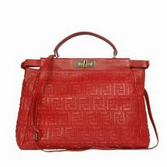 Fendi First Choice for The Season 2291 Red