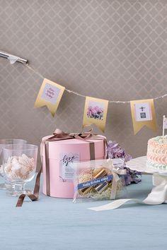 Verschiedenste Dekoartikel mit dem Etikettendrucker von Brother für Geburtstagsparys, Feiern und spezielle Anlässe gestalten und sofort drucken! Jetzt den Brother Etikettendrucker entdecken! Brother, Dyes, Technology, Printing