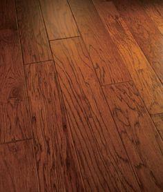 Artisan Hand-Carved Engineered Hardwood Flooring - Tuscan Savio Hickory
