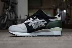 #Solebox x #Asics Gel Lyte III sample #sneakers