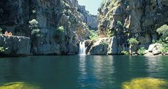 Swims in nature are deliciously inviting, invigorating and life-affirming. We've rounded up our favourite dams and rivers for swimming in the Cape. Cool Places To Visit, Places To Go, Cape Town South Africa, Holiday Places, Rock Pools, Picnic Area, Africa Travel, Beautiful Places, National Parks