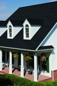 Best Certainteed Landmark Shingles In Moire Black Outdoor 400 x 300