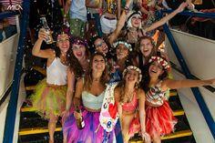 Inspiração de look para curtir o carnaval