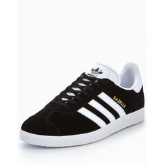 Adidas Originals Gazelle Og Trainers (£70) ❤ liked on Polyvore featuring  shoes 16ccb662f