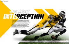Fox Sports Magazine Spread - Visual Foundry
