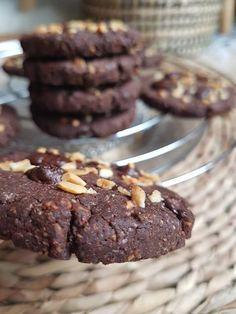 Cookies chocolat-noisettes et sarrasin sans gluten, sains et vegan – By Flora B
